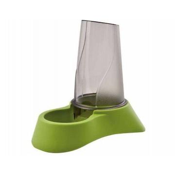 Tolva plástico Petuky verde 0´65L
