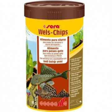 Sera Wels-Chips 100 ml (38 g)