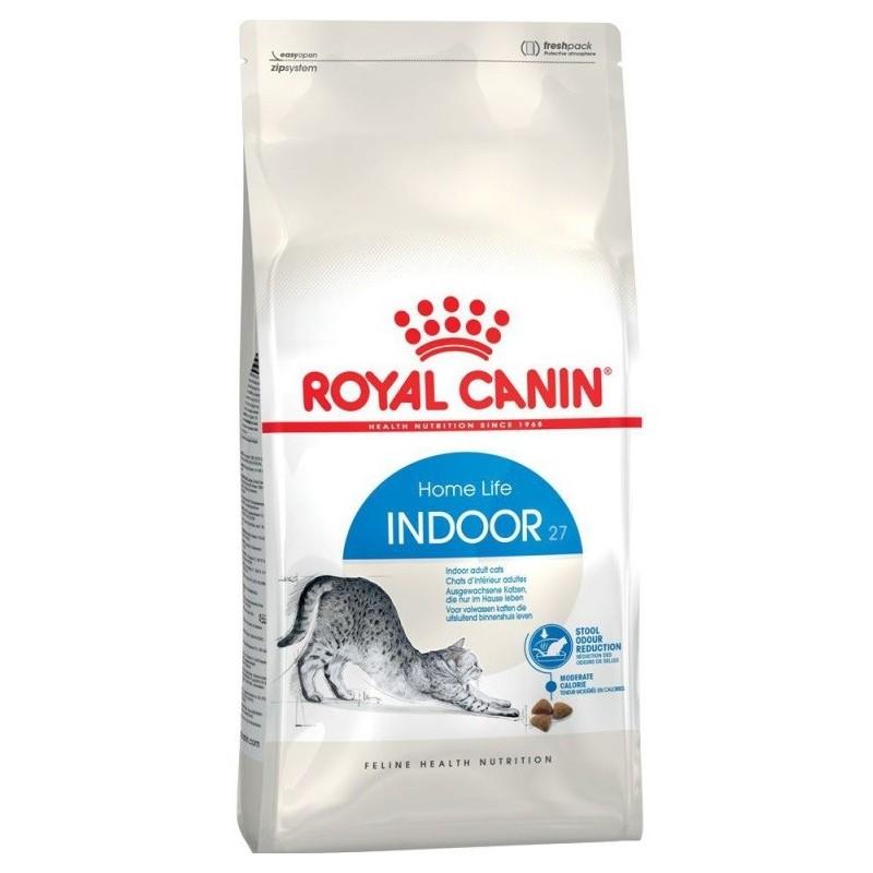 Royal Canin Feline Indoor 27 10