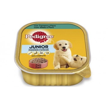 Pedigree Tarrina Junior 300gr (20 udes.)