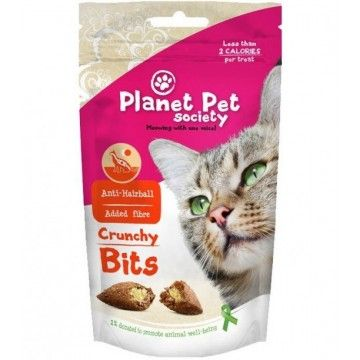 Planet Pet Gato Bites anti Hairball 40gr