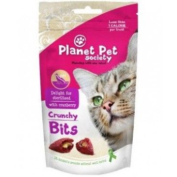 Planet Pet Gato Bites sterilized 40gr