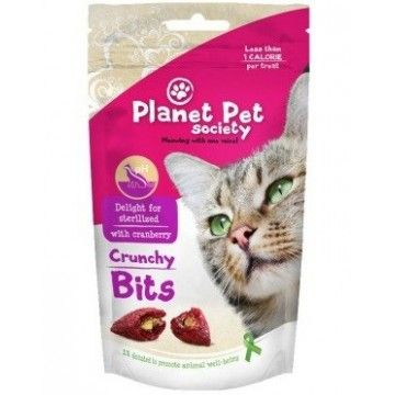 Planet Pet Gato Crunchy Bites Dental 40gr