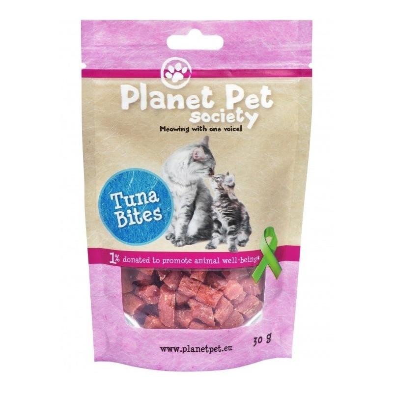 Planet Pet Snack Gato Bites Atún