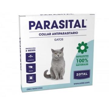 Collar antiparasitario Gatos Parasital