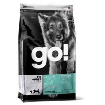 Go! Fit Free Grain Free Dog 11.3kg