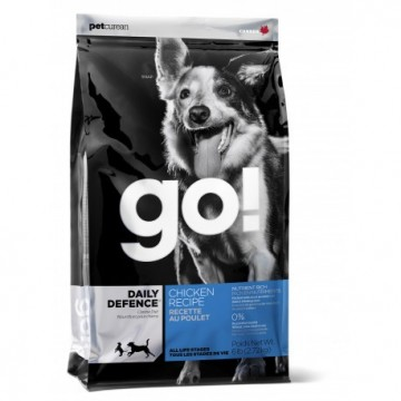 Go! Daily Defence Chicken Dog 2.7kg