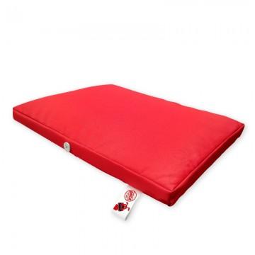 Radical Colchón Antiparasitario Rojo L 100x80cm