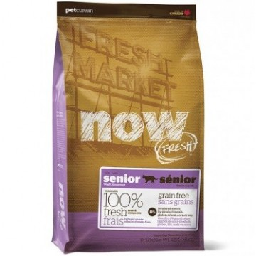 Now Grain Free Senior Cat 1.8kg