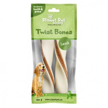 Planet Pet Rollito Dental Cordero 2uds. 130gr