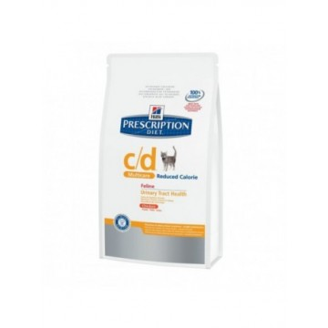 Hills Diet Feline c/d Stress Red.Cal.1,5 kg