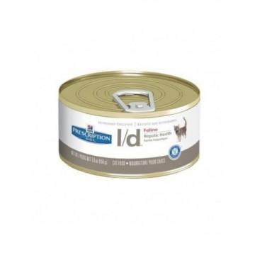 Hills Diet Feline l/d (lata) (24x156 gr)