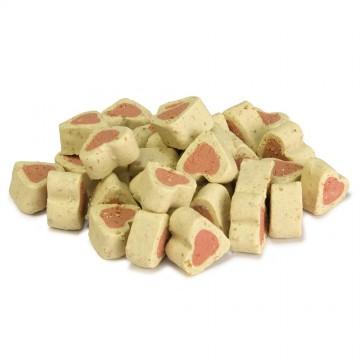 Soft Snacks Corazones de salmón y arroz