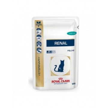 Royal Canin Diet Feline Renal Atún (12x85g) sobres