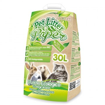 Pet litter paper 30 L