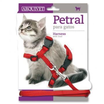 Petral + Tirador Gatitos