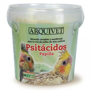Arquivet Psitácidos Papilla 580 gr