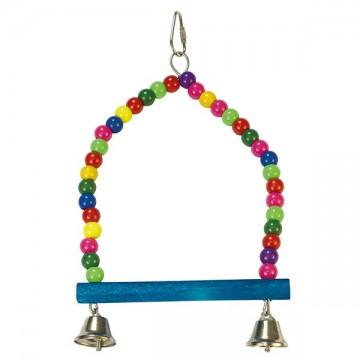 Columpio multicolor - 2 campanas