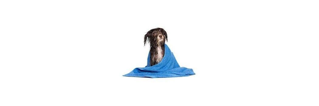 higiene y salud animal para perros y gatos
