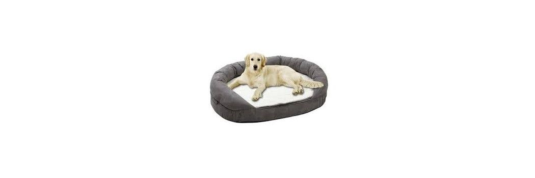 Camas y cunas rectangulares para perros