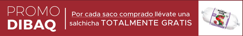 promo dibaq + salchicha gratis