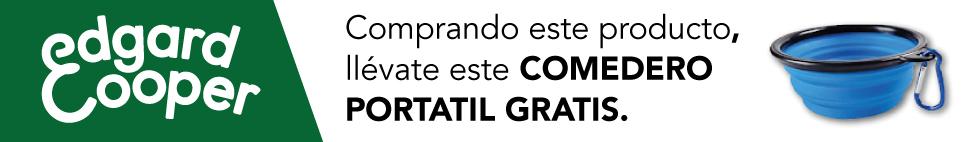 Edgard & Cooper Grain Free Adult Pollo Fresco de Corral + bebedero gratis