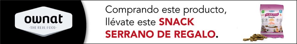 PIENSO OWNAT PARA GATOS + SNACKS DE REGALO