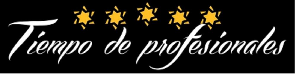 TIEMPO DE PROFESIONALES